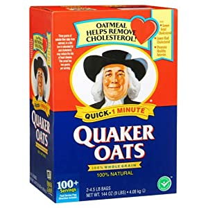 Price  Quaker Oatmeal