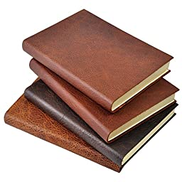 Base Camp Rustic Leather 5x7 Journal