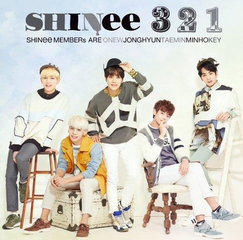 SHINee – 3 2 1 (FLAC)