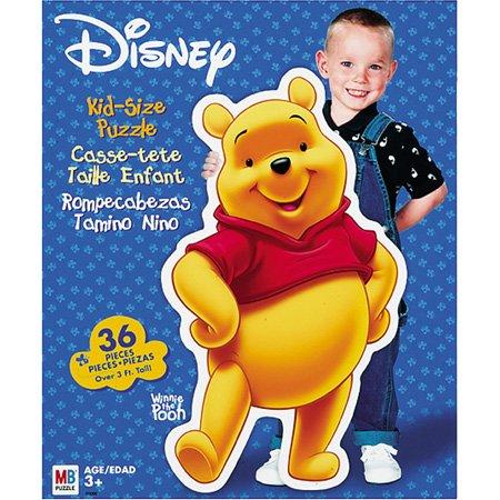 Cheap Hasbro Disney Winnie the Pooh Kid Sized Puzzle 33pc (B000XBNYR2)