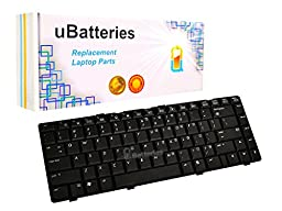 UBatteries Laptop Keyboard HP Pavilion dv6809us