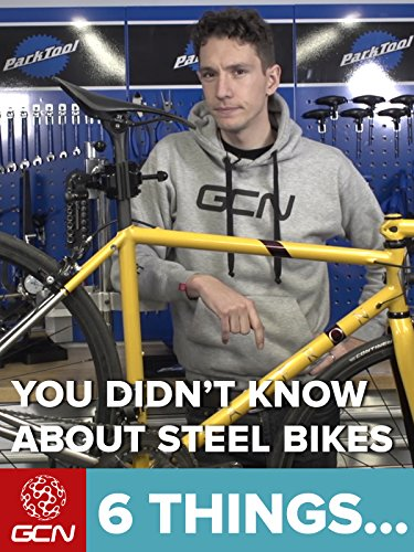 6 Things You Didn't Know About Steel Bikes