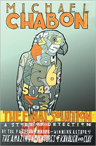The Final Solution: A Story of Detection written by Michael Chabon