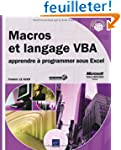 Macros et langage VBA - apprendre � p...