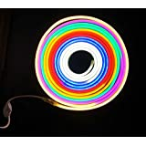 Fluorescent Color LED Rope Light / Water Proof Neon Color LED Rope Light / Diwali Decoration Light / Decoration...