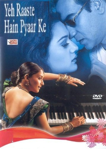 Yeh Raaste Hai Pyaar Ke (2001) (Hindi Film / Bollywood Movie / Indian Cinema DVD)
