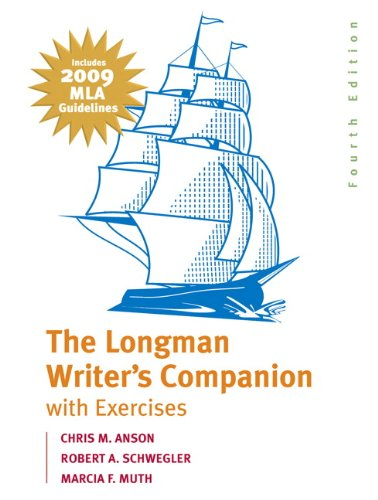 The Longman Writer's Companion with Exercises: MLA Update...