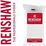 Renshaws White Regalice Ready To Roll Edible 1kg