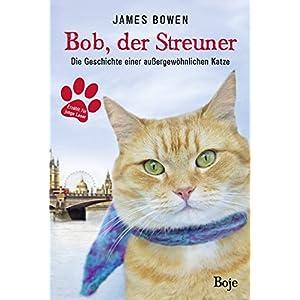 Bob, der Streuner: Die Geschichte einer außergewöhnlichen Katze (James Bowen Bücher)
