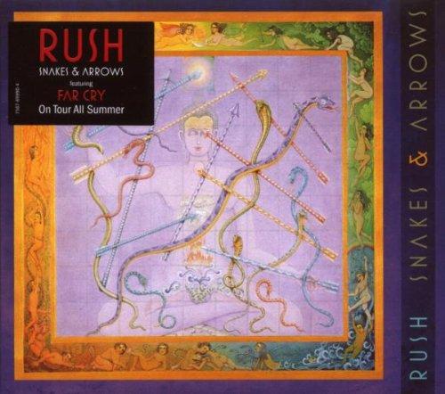 Rush - Snakes & Arrows - Zortam Music