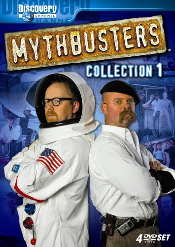 Mythbusters: Collection 1 [DVD] [Import]