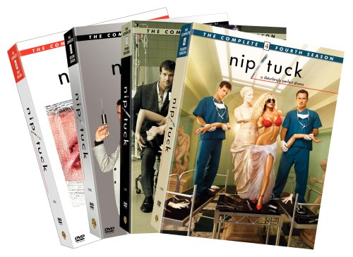 Nip/Tuck: Complete Seasons 1-4 [DVD] [Region