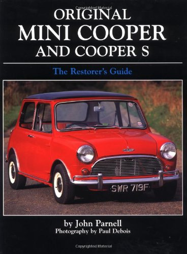 Original Mini Cooper and Cooper S (Original Series) (Original Mini Cooper compare prices)