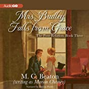 Mrs. Budley Falls from Grace: The Poor Relation, Book 3 | M. C. Beaton