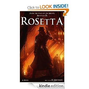 Rosetta (Jim Meade: Martian P.I)