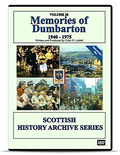 DVD-Memories-of-Dumbarton-1940-1975-History-of-Dumbarton-Dunbartonshire-Scotland