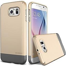 Galaxy S6 Case, Verus [2Link][Goldilocks] - [Non Slip][Minimalistic][Slim Fit] For Samsung Galaxy S6 SM-G920 Devices