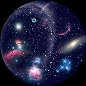 HOMESTAR (ホームスター) 家庭用プラネタリウム「ホームスター」専用 カラー原板ソフト 「銀河・星雲・星団」