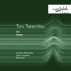 Takemitsu - Arc & Green by London Sinfonietta