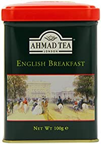 Ahmad Tea English Breakfast Tea, 3.5-Ounce Tins (Pack of 6)