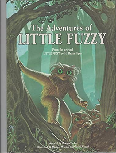 Image - The Adventures of Little Fuzzy by Michael Whelan