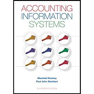 VangoNotes for Accounting Information Systems, 11/e | [Marshall B. Romney, Paul John Steinbart]