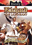 RICHARD THE LIONHEART - CRUSADER KING [DVD]