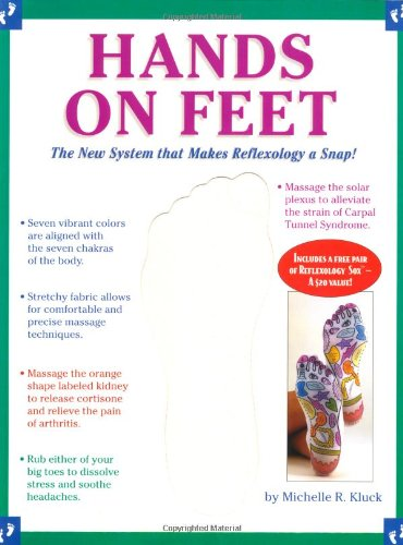 Hands On Feet: The New System That Makes Reflexology A Snap front-732996