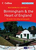 Collins/Nicholson Waterways Guides (3) - Birmingham and the Heart of England