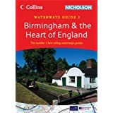 Collins/Nicholson Waterways Guides (3) - Birmingham and the Heart of Englandby Collins Uk