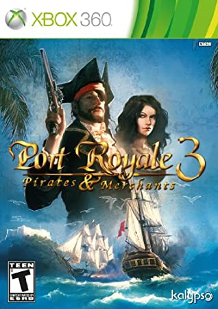 Port Royale 3: Pirates &#038; Merchants