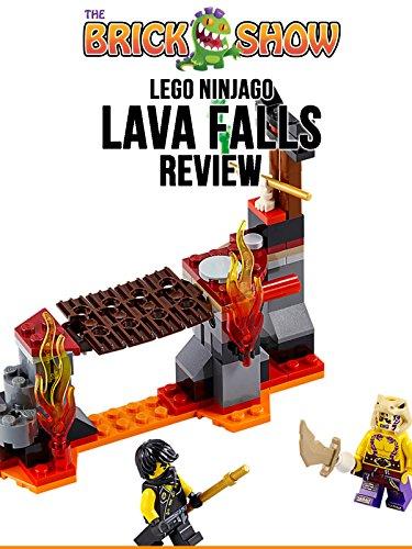 LEGO Ninjago Lava Falls Review (70753)