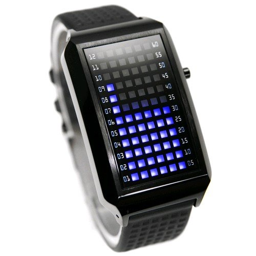 Tokyo Flash Men's Pimpin Watch PIMPIN/IPB/BLUE Picture