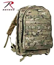 MOLLE II 3 Day Assault Pack, Multi-Cam