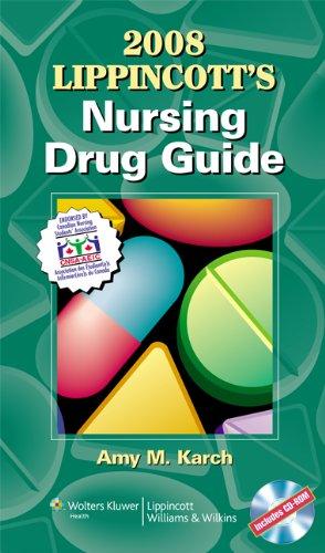 2008 Lippincott's Nursing Drug Guide