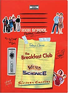 High School Flashback Collection (The Breakfast Club / Weird Science / Sixteen Candles) (Sous-titres français)