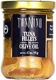 Tonnino Yellowfin Tuna Fillets in Olive Oil 6.7 Oz. Jar