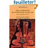 Mon anthologie de littérature antillaise de ses origines à 1975 : Tome 4, La femme antillaise, de l'humiliation...