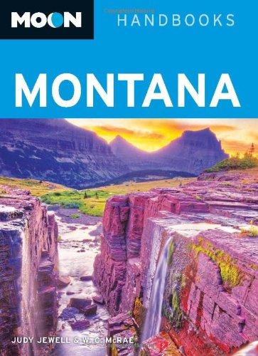 Moon Montana (Moon Handbooks)