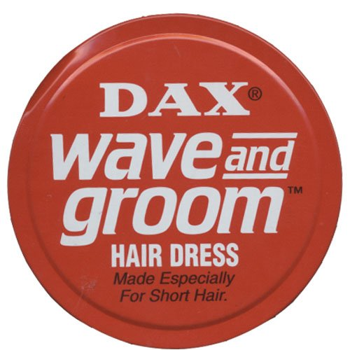 Dax Wave and Groom Hair Dress Pomade