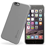 iPhone 6s Case : Stalion® {Sleek Series} Ultra Slim Protective Hard Case (Quick Silver) for Apple iPhone 6 & iPhone 6s