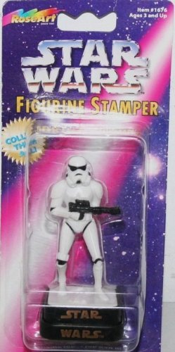 """Star Wars """"Stormtrooper"""" Figurine Stamper"""