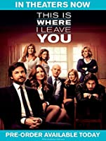 This Is Where I Leave You (plus bonus features!) [HD]