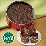 Wisconsin Cheeseman Sugar-Free Chocolate Pecan Fudge