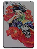 Fantastic Faye Cell Phone Cases For iPad mini No.11 The Special Design With Skull Heads thumbnail