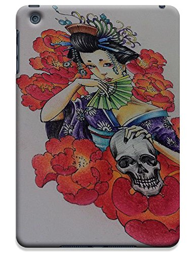 Fantastic Faye Cell Phone Cases For iPad mini No.11 The Special Design With Skull Heads image