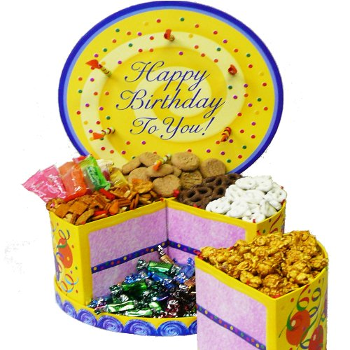 Art of Appreciation Gift Baskets   Happy Birthday