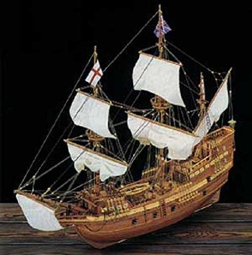 Constructo Mayflower 1:65 Scale Model Ship (Mayflower Model Kit compare prices)
