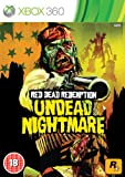 [UK-Import]Red Dead Redemption Undead Nightmare Game XBOX 360