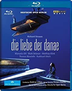 Richard Strauss: Die liebe der Danae - Live from the Deutsche Oper Berlin, 2011 [Blu-ray]